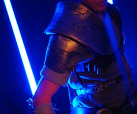 Star Killer Jedi Costume The Force Unleashed 2: Trailer Version