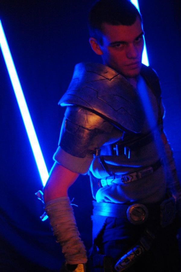 Star Killer Jedi Costume the Force Unleashed 2: Trailer Version