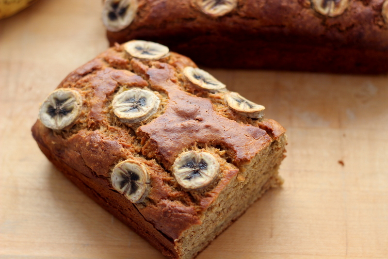 Picture of Peanut Butter Banana Bread