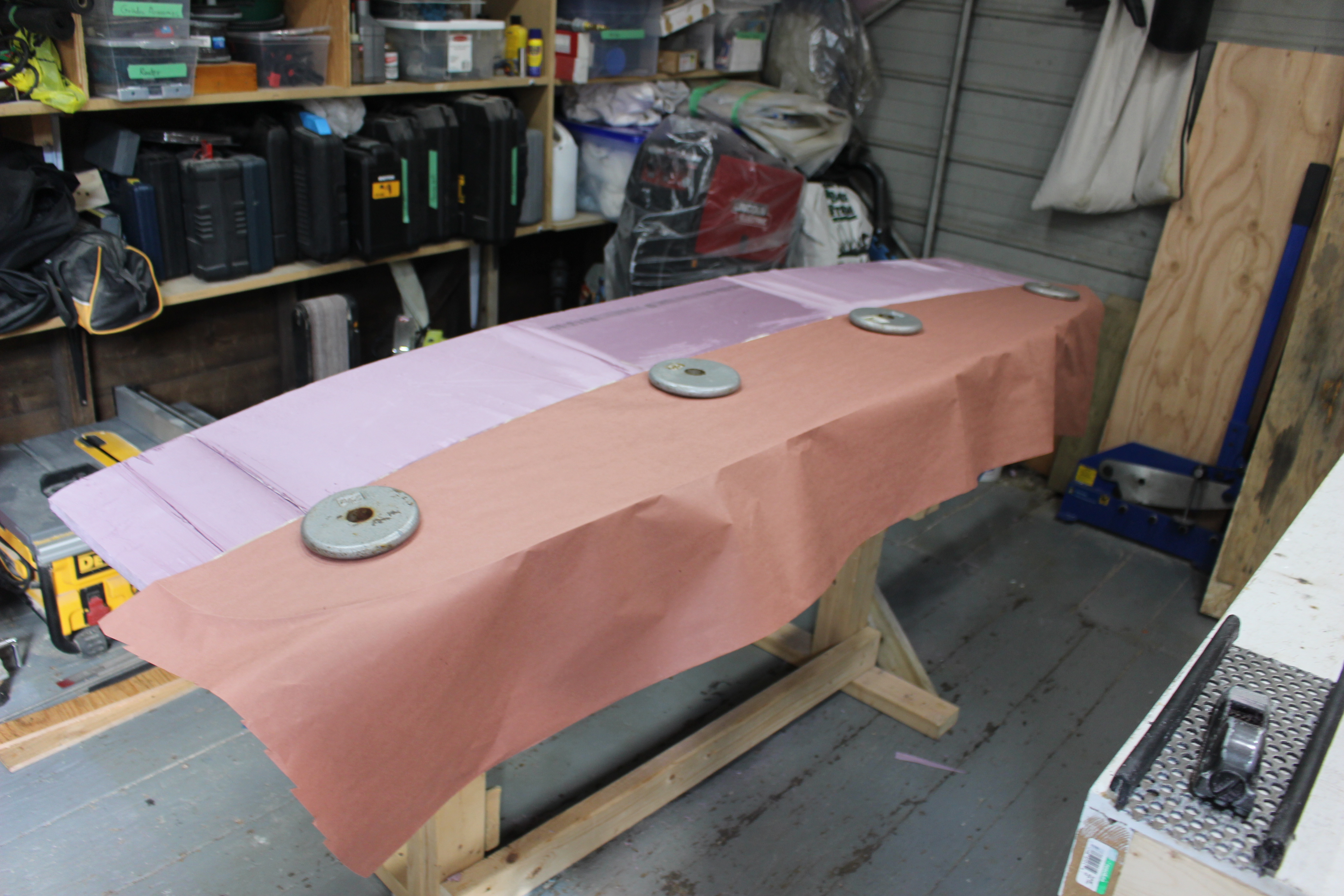 Picture of Surfboard Templates