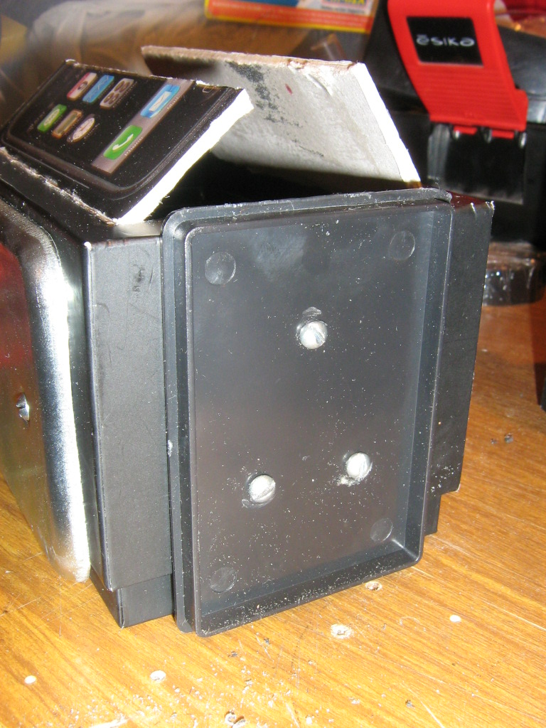 Picture of Front and Back Boxes