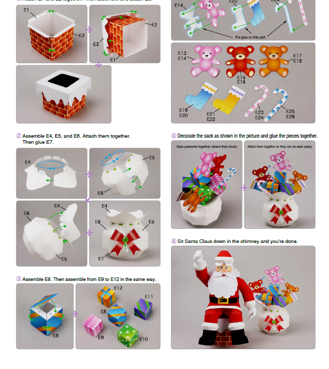 Picture of Project 2: Santa Claus
