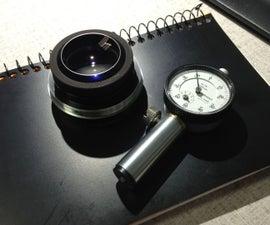 Pocket Lens Spherometer
