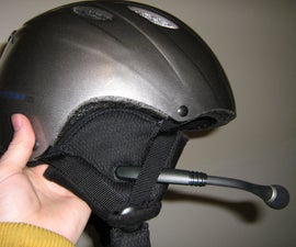 "Build a Ski Helmet walkie-talkie (""ACS"")"