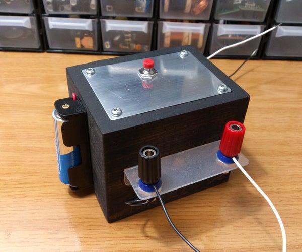 Mini High Voltage Supply