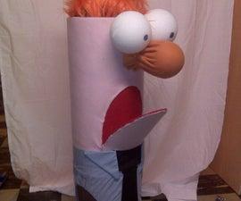 Beaker costume
