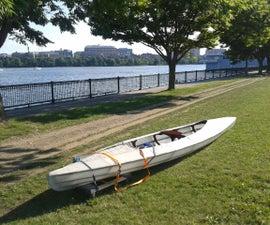 Refurbish a Skin on Frame Kayak