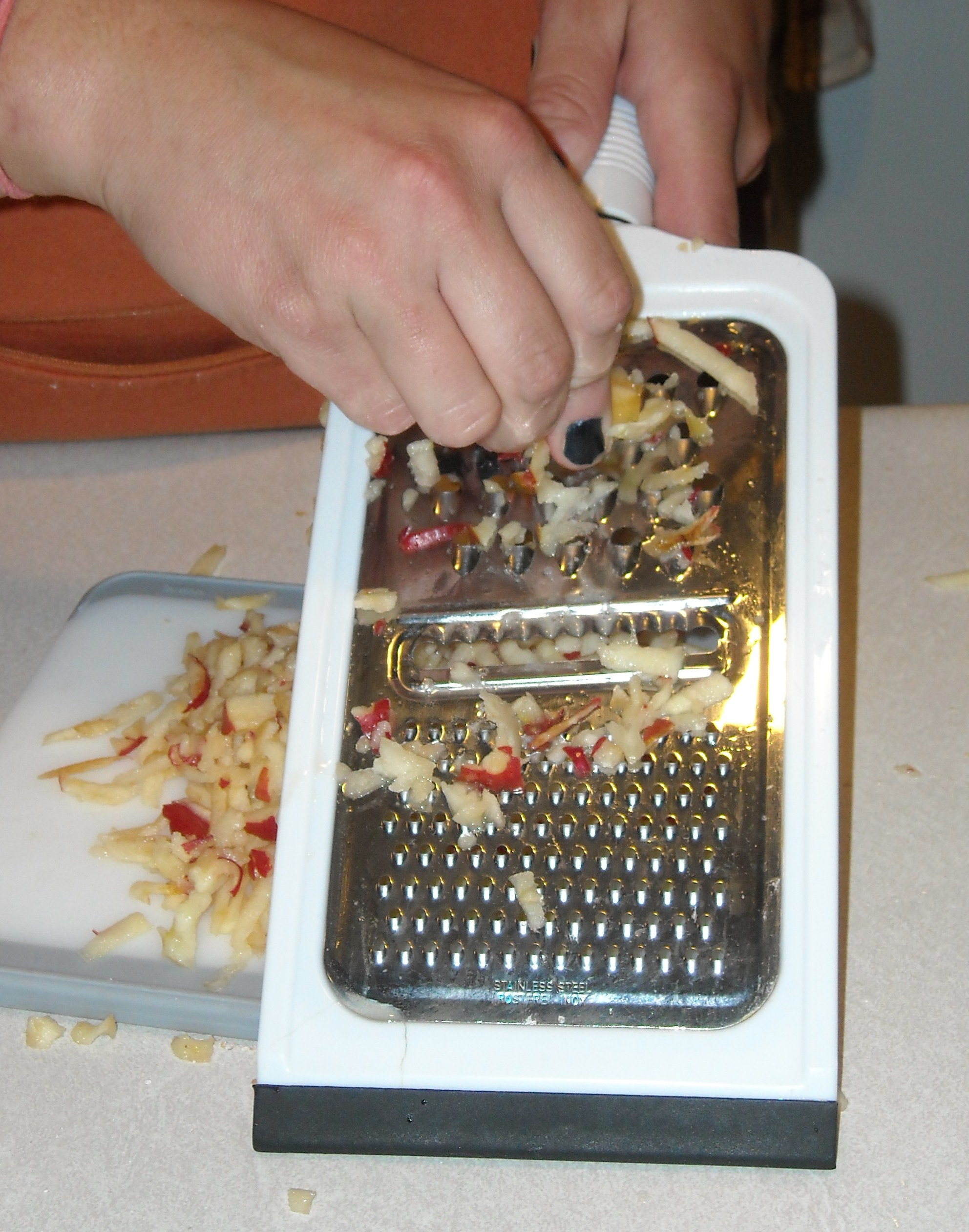 Picture of Mixing the Ingredients