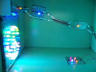 Magnetic Locker Lights!