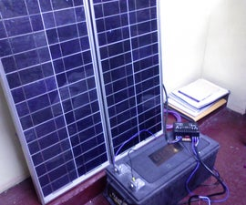 Current Method for Photovoltaic Calculations