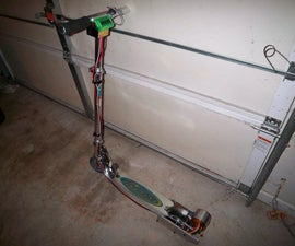 Advanced Brushless Power Systems for Small Electric Scooters
