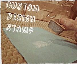 Custom Design Stamp