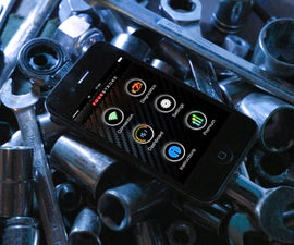 Use your iPhone to Scan Vehicle Codes And Read Sensor Data