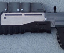 How to Make an Awesome Halo Assault Rifle, Comes With Spare Clips!!