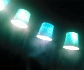 K-cup Patio Lights