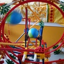 K'nex Ball Machine - Helios