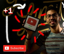 YouTube Subscriber Counter With ESP8266 IoT