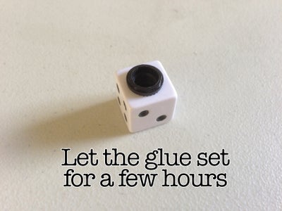 Gluing Your Dice