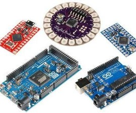 Choosing the right Arduino Board :