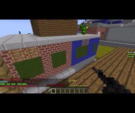 Minecraft COD!