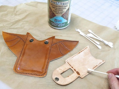 Sewing the Small Pocket