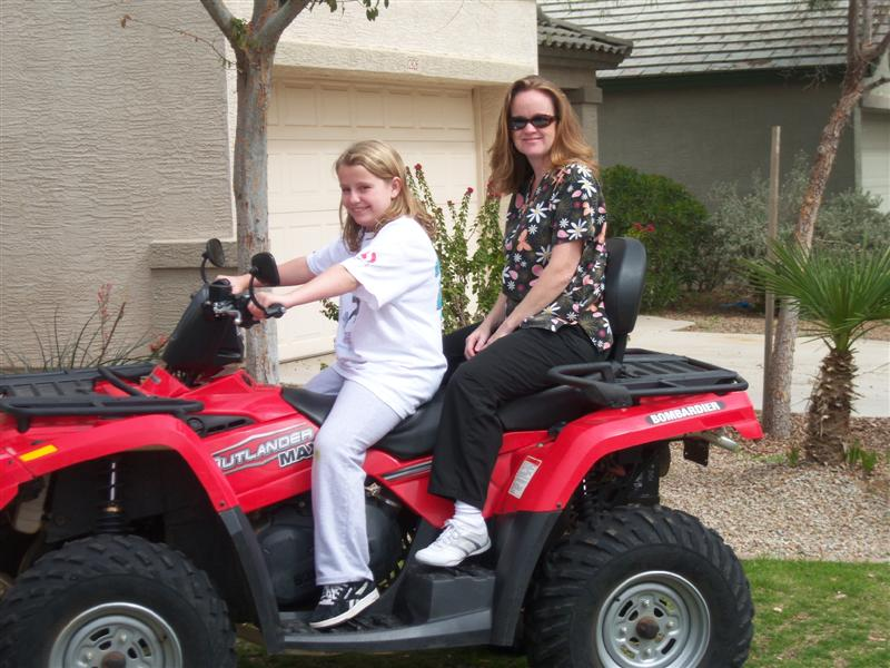 Picture of Get Yourself an ATV or Other Off-road Transportation