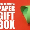 How to Make Paper Gift Bag