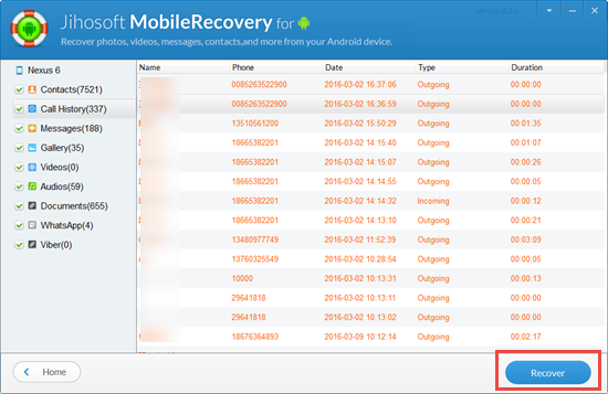 Picture of Recover Data From Android Without Root.