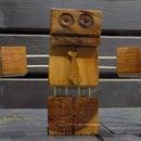 Happy Robot Mascotte (stopmotion Film + Build)