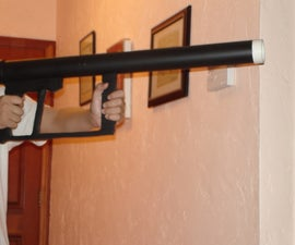 Airsoft Rocket Launcher