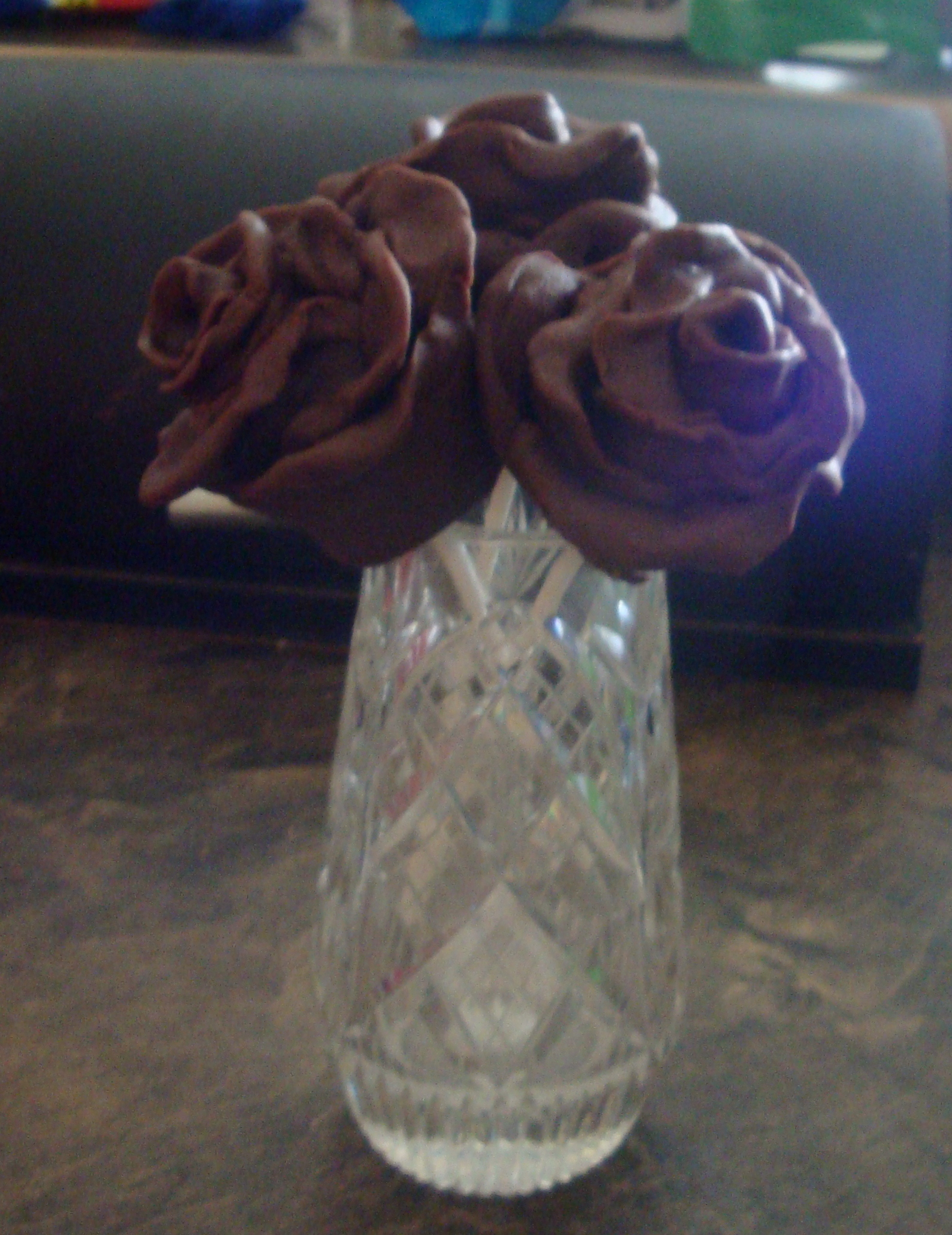 Picture of Rose Cake Pops