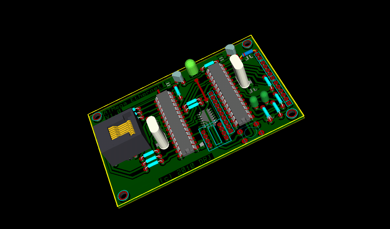 Picture of KiCad Files