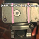 Smartphone Tripod Adapter--DIY for free