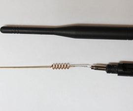 Modify a Stock Wifi Antenna
