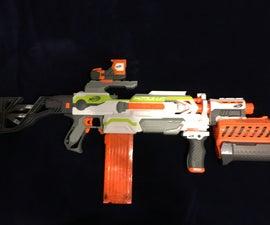 Simple Nerf Modulus Mod