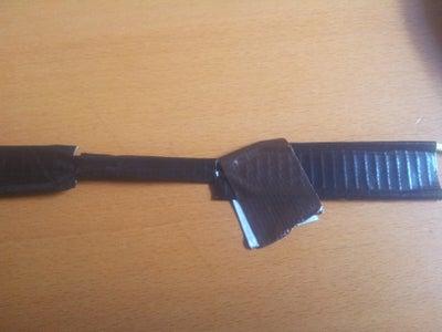 Crossbow Bag Key Fob Attachment
