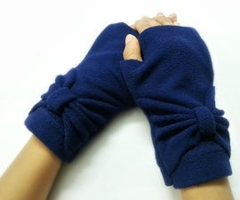 Fleece Hand Warmer