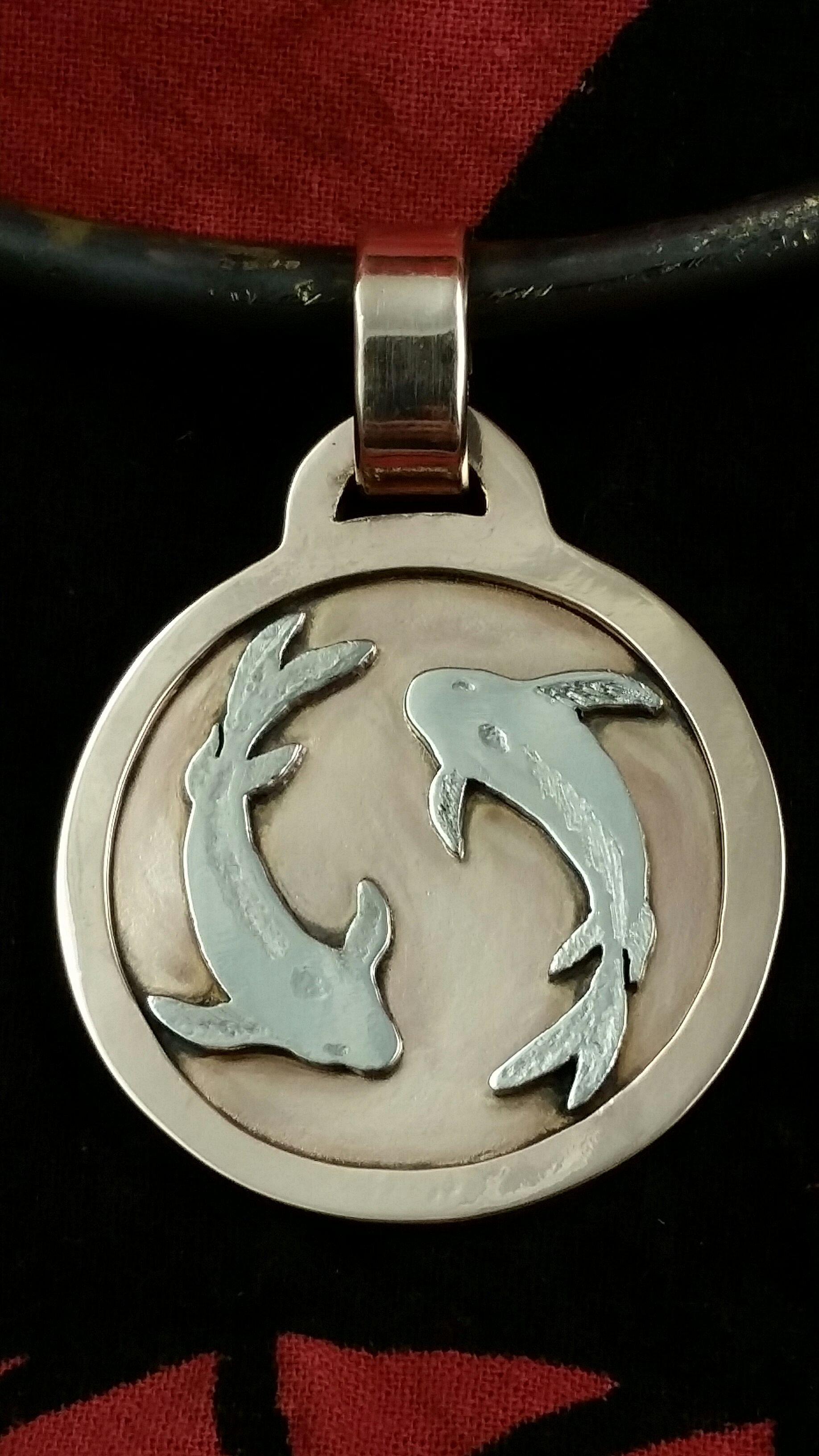 Picture of ATLA Inspired Koi Pendant