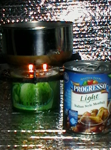 Picture of Cooking With 3 Candle Flames Instructable Has Been Updated