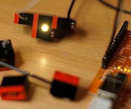 LEGO + Arduino = Brickduino (1. the LED)