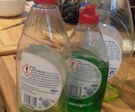 Washing Up Liquid Scavenger
