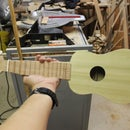 Soprano Ukulele Build