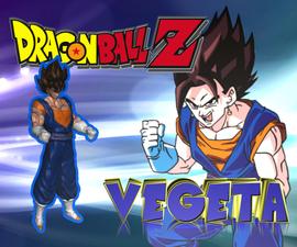 Vegeta - Dragon Ball Z - Freedownload :)