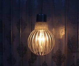 Acrylic Pendant Light