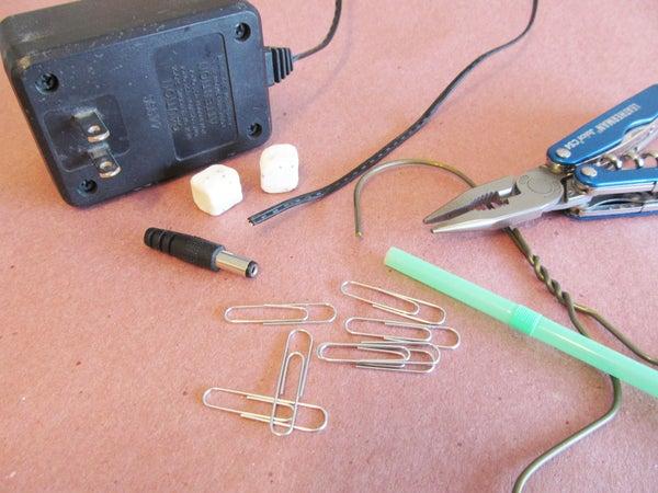 Emergency AC Adapter Cord Fix.