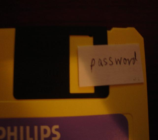 Picture of Data Storage Device - Floppy Disk (The Easy Way)