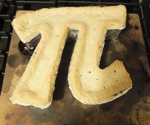 Pi Mold and 3 Berry Pi Day Pi Pie