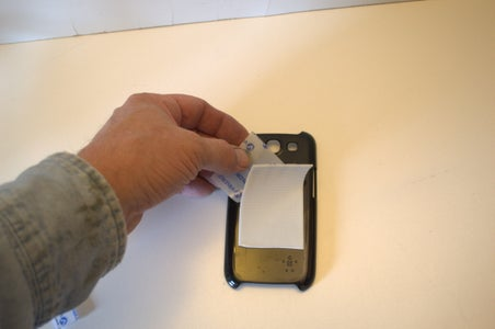 Phone Case to Angle Interface.