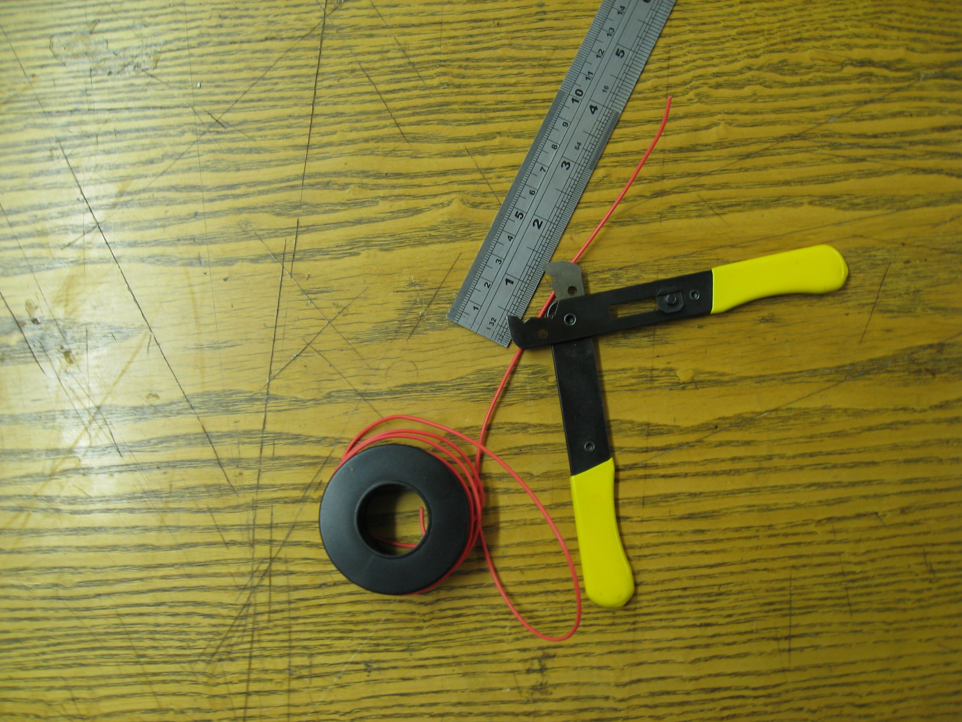 Picture of Step One - Assemble Materials and Create Components