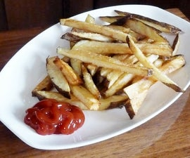 COLD OIL French Fries & Potato Chips
